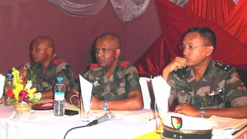Détournement d'armes et de munitions : Le Col Charles Andrianasoavina devant le Conseil d'enquête
