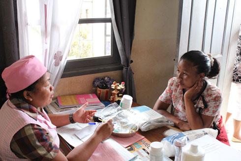 UNFPA : Des kits de santé reproductive, surtout pour les sinistrés !