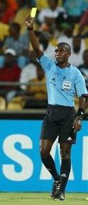 Hamada dirigera la rencontre Ghana - Afrique du Sud.