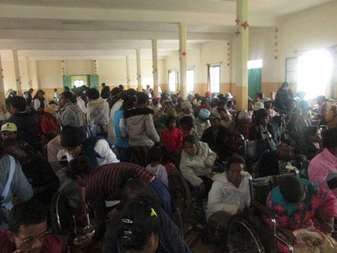 Antsirabe  : Nahafinaritra ny Noelin'ny Sembana