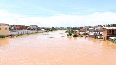 Intempéries : Déjà des milliers de sinistrés à Analamanga