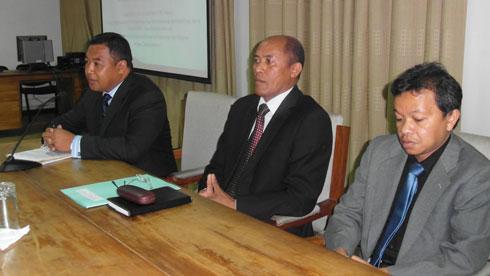 CPGU : Atelier sur les infrastructures résilientes aux aléas climatiques