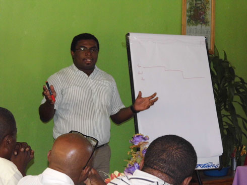 Programme Matoy Menabe : 2014, une année charnière pour le développement économique du territoire