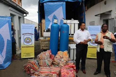 Ny Rado Rafalimanana : Des solutions pérennes pour l'accès à l'eau potable