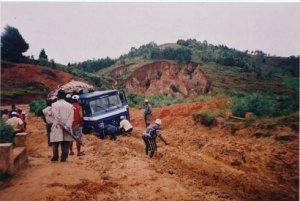 Le mauvais état des routes nationales nécessite également qu'on s'y penche sérieusement !