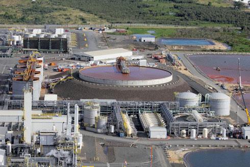 Projet Ambatovy : Une production de nickel de 54 000 tonnes, prévue cette année