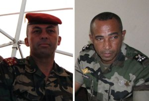 Les colonels Fidy et Lylison ont fait partie des officiers ayant particulièrement servi le régime de Transition d'Andry Rajoelina.
