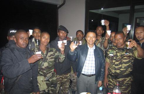 Marc Ravalomanana : Toujours en résidence surveillée à Faravohitra