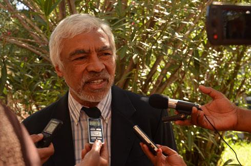 Professeur Narison Stephan : Création d'un groupe de réflexion sur le développement de Madagascar