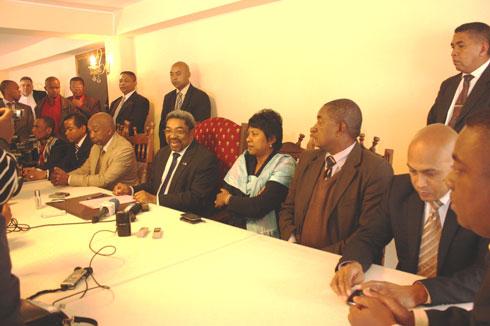 Suspicion de détournements : L'inspection Générale de l'Etat refoulée 2 fois à Tsimbazaza