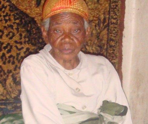Vie insolite : « Bebe  Radalo », 101  ans, n'a jamais consommé du sel  avant  ses 18 ans !