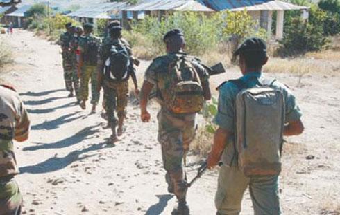 Betroka : Escalade de la violence, un commando à la rescousse