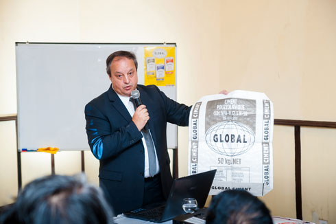 Global Ciment : Nouveauté de Global Transit lancé à Madagascar