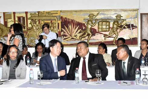 Madagascar – Chine : 1,2 milliard USD d'échanges commerciaux par an