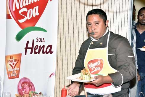 Agroalimentaire : « JB » lance sa nouvelle marque « Mamasoa »