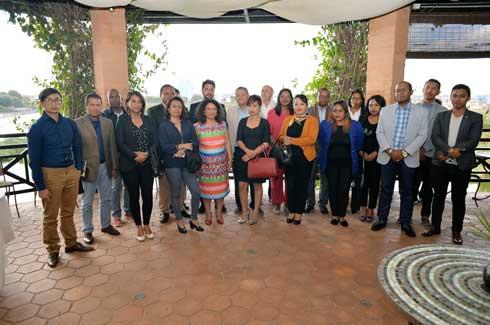 Salon ITM 2018 : Signature de conventions avec les partenaires médias
