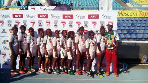 RUGBY : Les dames Makis finissent 4eme