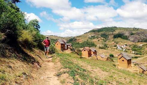 5ème Edition du Trail de l'Ile Rouge : Un métissage international