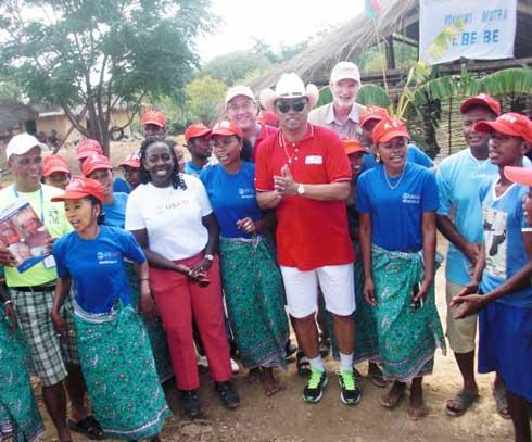 Santé communautaire-USAID/MIKOLO : 4,6 millions de bénéficiaires en cinq ans