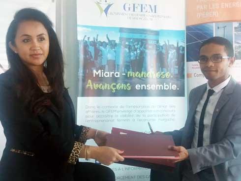 Projet « Femme et Energie » : Soutien de GIZ-PERER aux femmes entrepreneures