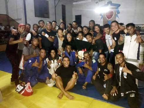 « Grappling Tournament » : Rendez-vous ce week-end au Dojo Esca