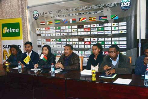 Afrobasket 3 x 3 – Qualification: Neuf pays confirment leur participation