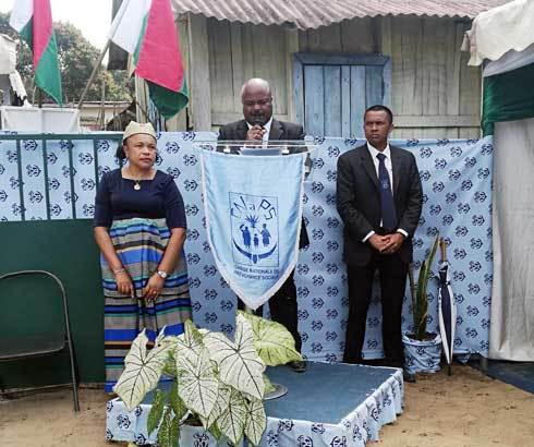 Caisse nationale de prévoyance sociale : Nouvelle antenne à Vangaindrano