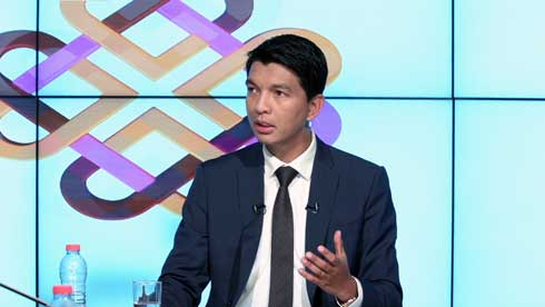 Andry Rajoelina : « Ravalomanana et Rajaonarimampianina étaient eux-aussi dans la Transition »