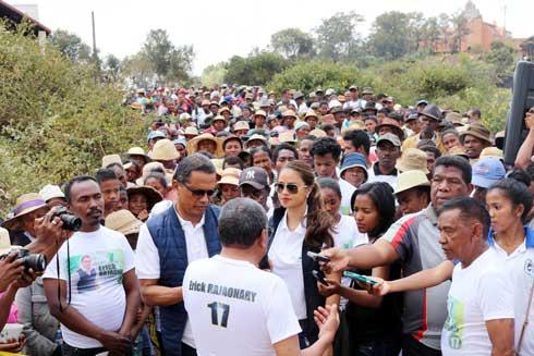 Candidat Erick Rajaonary : Pour le développement du monde rural