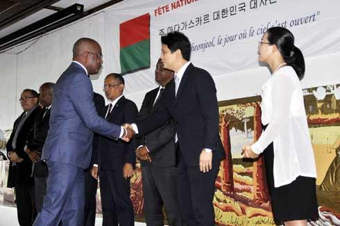 Lim Sang-Woo ambassadeur de Corée : Pour des élections libres, inclusives et acceptées par tous