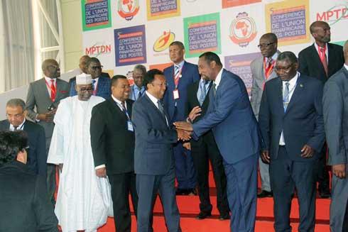 Organisation de rencontres internationales : Succès de Madagascar félicité par l'UPU et l'UPAP