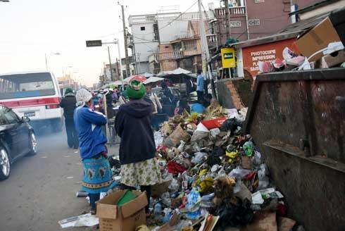 Assainissement d'Antananarivo : Lancement officiel de « l'opération coup de poing » hier