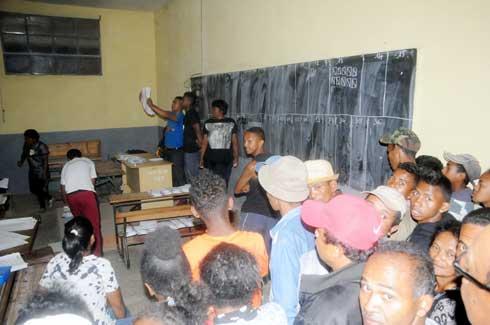 Observatoire SAFIDY : 24 852 bureaux de votes observés