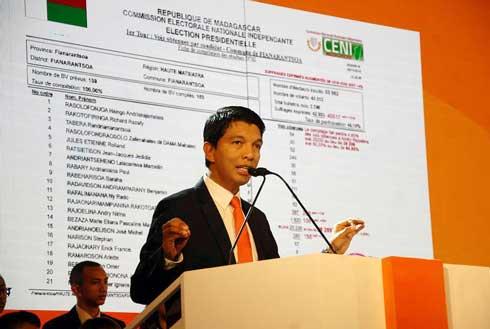 Fraudes et détournements de voix : Andry Rajoelina exige un audit sur le logiciel de la CENI