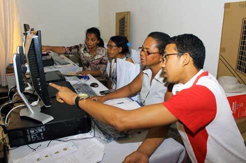 Projet Commune numérique : Lancé officiellement dans la région Amoron'i Mania