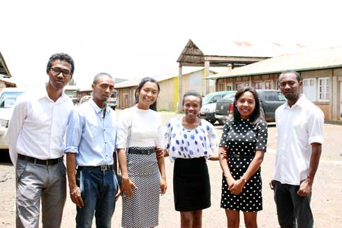 Innovation agricole : 35 jeunes diplômés se lancent dans l'agro-business
