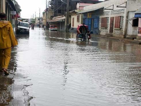 TOLIARA. : Le mauvais temps s'en va