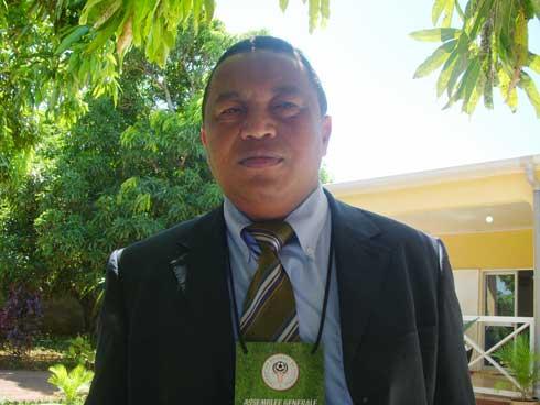 Présidence de la FMF : Arizaka Rabekoto Raoul candidat !