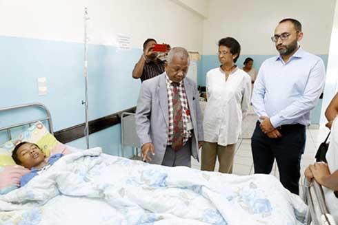 Hydrocéphalie au CHU JRA : Des malades renvoyés chez eux faute de moyens