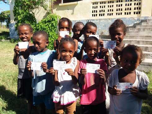 Vaccination contre la rougeole : Beaucoup moins de refus dans le district de Mahajanga II