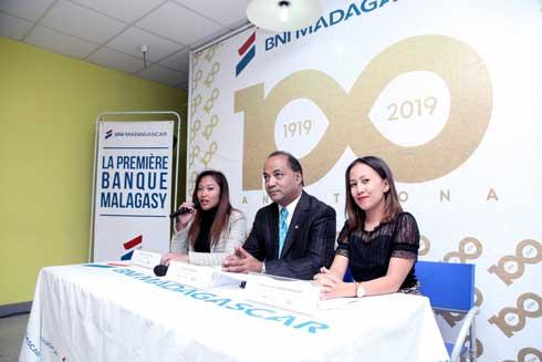 BNI Madagascar : Sponsor exceptionnel de la FIM
