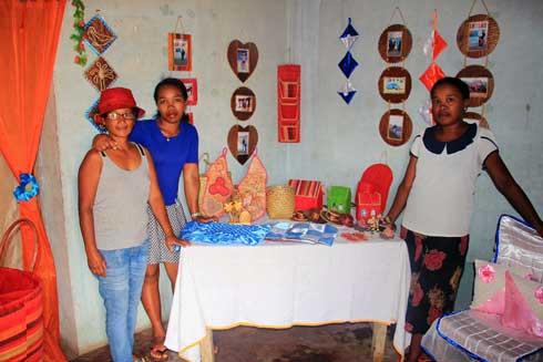 Soutenue par Ambatovy, : L'autonomisation en marche pour  les femmes de l'association Mendrika