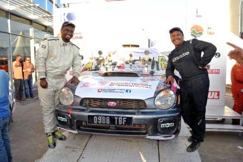 Rallye Motul : Bona et Ny Anjara survolent les débats !