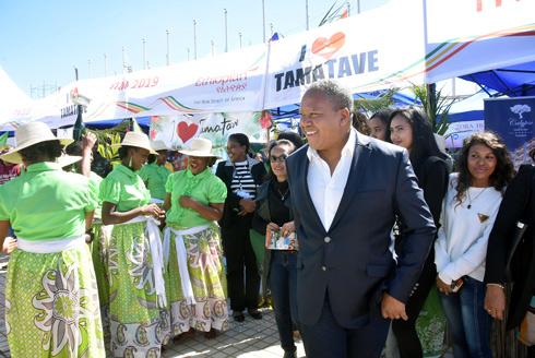 Roland Ratsiraka : Jamais deux sans trois à Toamasina I