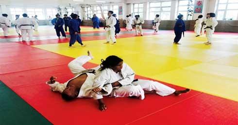 Stage en Chine : Le niveau technique des athlètes malgaches s'améliore