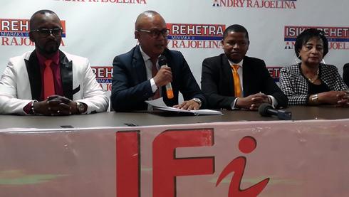 Richard Ramanambitana : « IFI se prépare pour les communales »