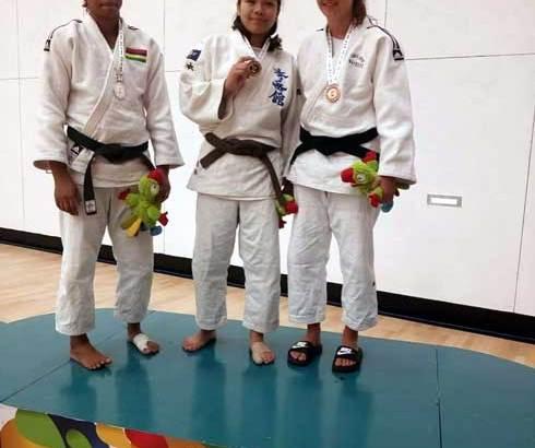 Judo : Laura Rasoanaivo Razafy, une graine de championne