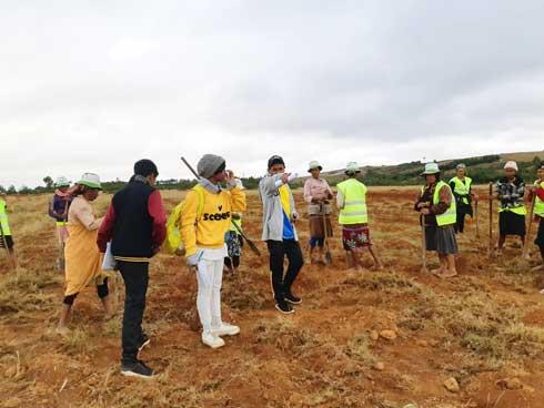 Développement rural : Des opportunités identifiées par les étudiants de l'ES-DES