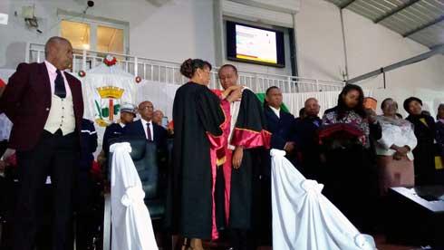 Au campus d'Andrainjato : L'Université de Fianarantsoa en passe de gagner le pari du LMD