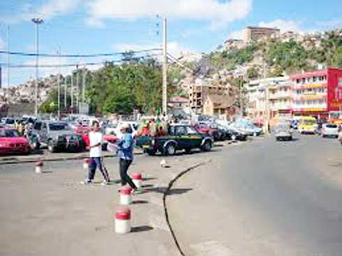 Circulation : Fermeture de la circulation  devant le stade de Mahamasina